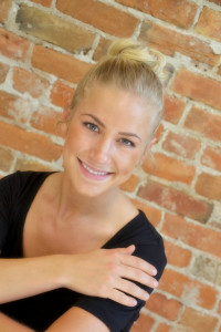 First Recipient of the Laura Swensen Scholarship