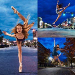 Rocky Mountain Choreography Festival Choreographers 2017