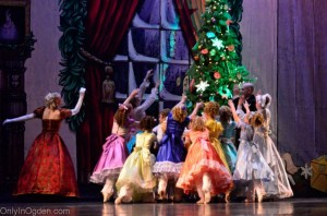 "Imagine Ballet Theatre to Hold ""The Nutcracker"" Auditions Sept 6, 2014"