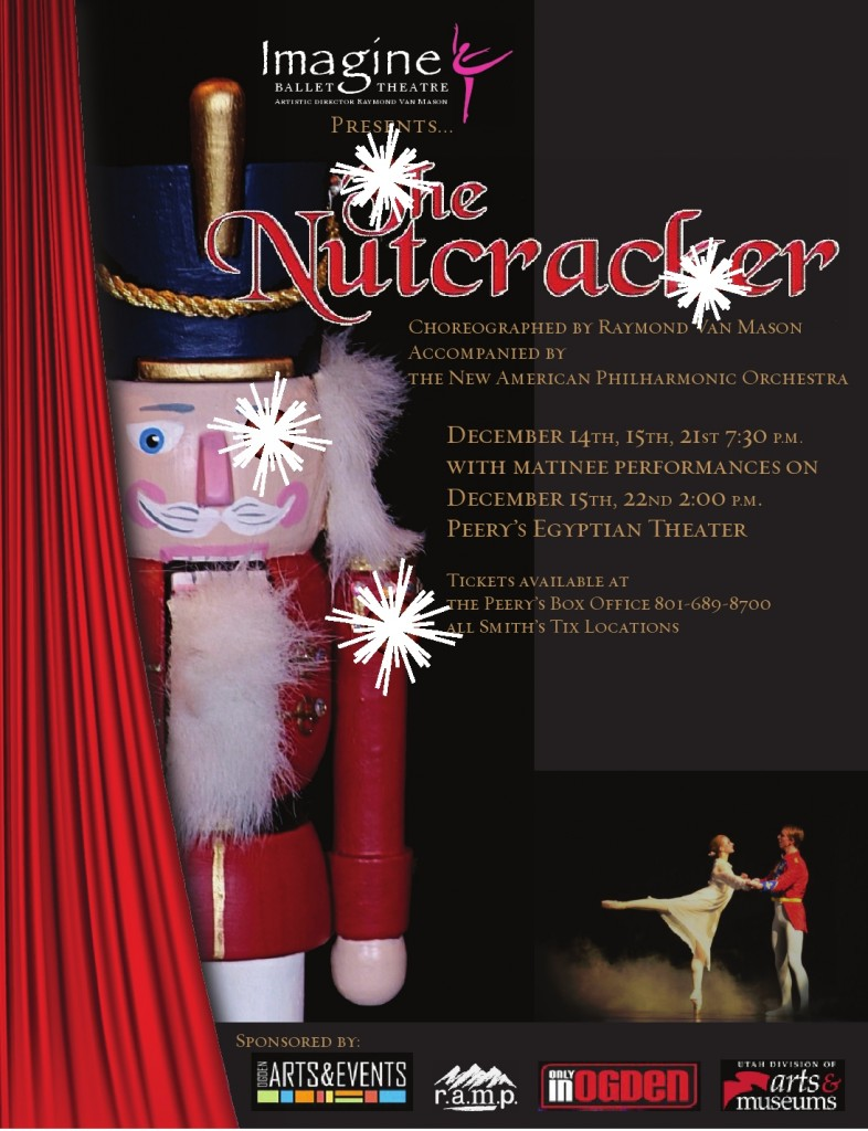 Hurray! Help the Catholic Food Bank and get a discount for Imagine Ballet's Nutcracker!