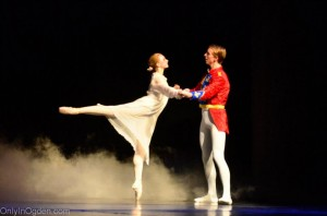 Bryan Smith of Only in Ogden a year at the ballet! Julie Myers: Masks inspired by Nutcracker!