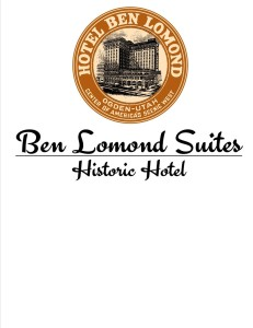 Big Thanks to one of Imagine Ballet Theatre's favorite Sponsors The Ben Lomond Suites Historic Hotel!