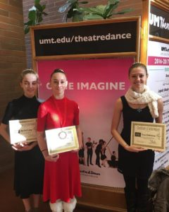 Mirlitions pas de trois Won 2nd Place at Vienna International Ballet Experience!